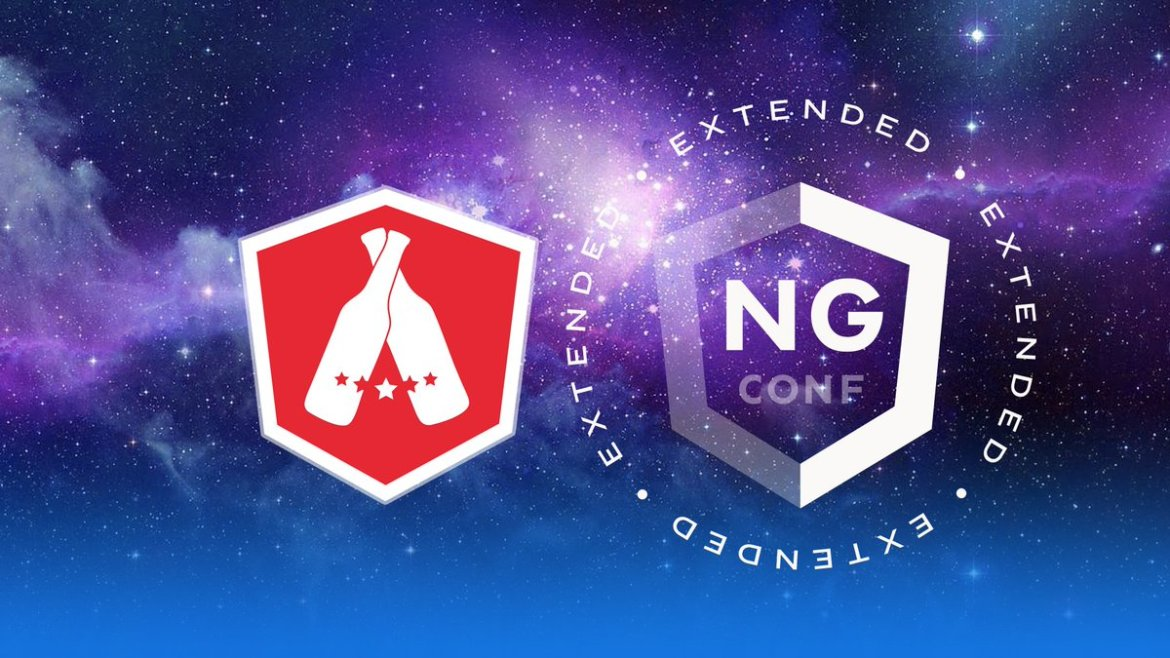 Let's connect the #Angular Community Universe at @ngconf extended Barcelona. Join us ⇢  🔥