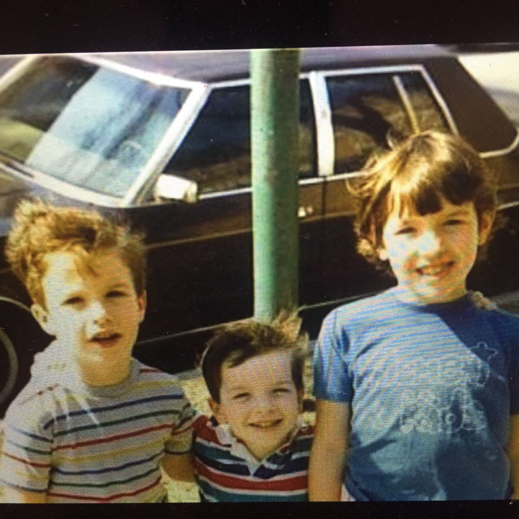 John Mulaney On Twitter Happy NationalSiblingsDay From