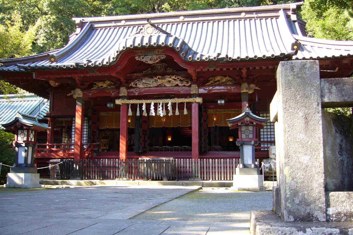 test ツイッターメディア - 『伊豆山神社』静岡県熱海市  伊豆山神社の総本社格です。 源頼朝と政子の恋の舞台だったこともあり、縁結びや恋愛成就の神社として非常に人気があります。 「赤白二龍」というシンボルがあり、夫婦や縁結びの象徴として祀られています。 https://t.co/yBacNVw1kN