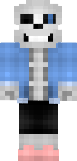 Skin Sans Tale Minecraft After