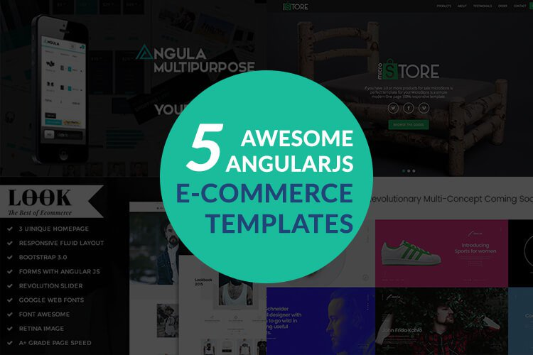 5 Awesome AngularJS Templates for E-Commerce Sites