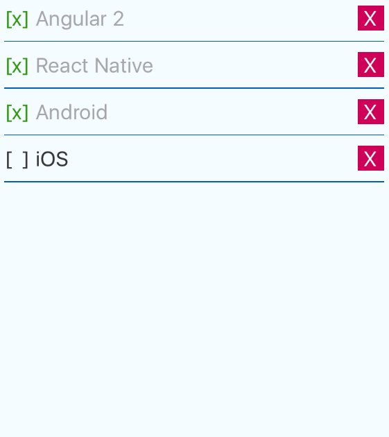 #Angular & #React? A React Native renderer for Angular 2. Cross-platform apps.