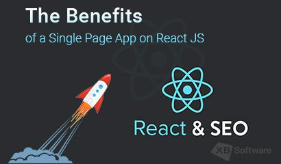 Isomorphic React and SEO: The Benefits of a Single Page App on #ReactJS: