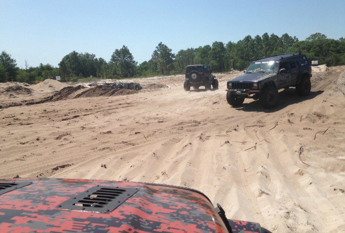 'Jeepin' 4 Justice' event benefits #Pasco County Sheriff's K9 unit  @AmyMariani