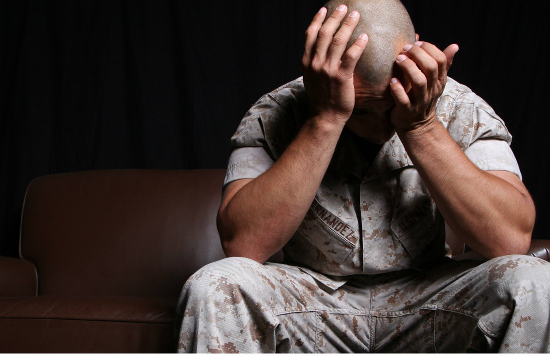 Medical Marijuana to be Studied as Treatment for Veterans' PTSD #MMJ #Veteran #study #PTSD