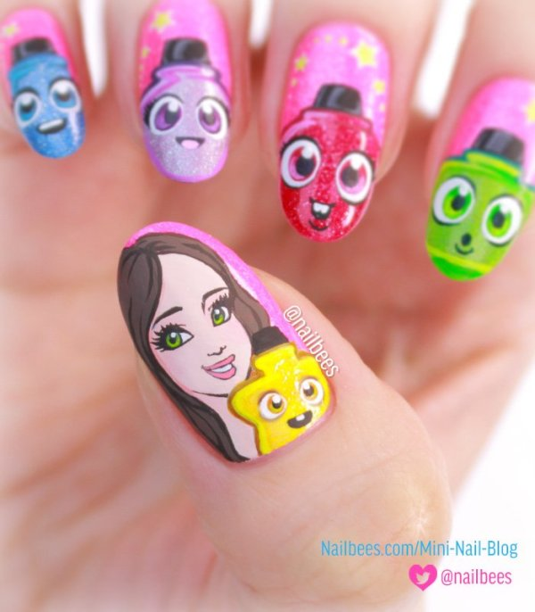 Full Size Of Pineapple Nailt Design Fruit Manicure Unbelievable Pictures Concept French Designs S 52