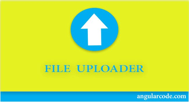 Simple file upload example using AngularJS -