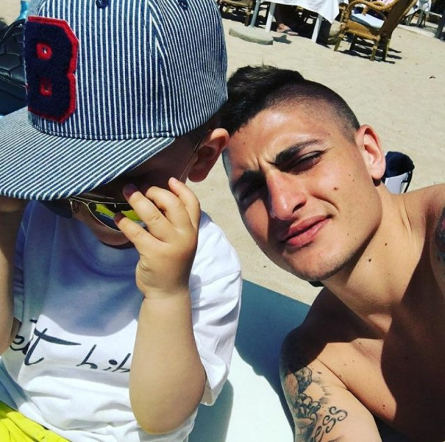 Image result for marco verratti IN IBIZA