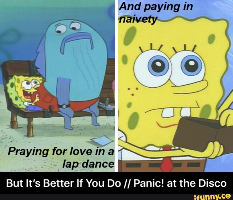 Panic Love Me You Disco If