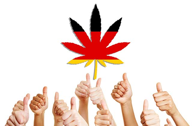 Germany Will Legalize Medical Marijuana in 2017.