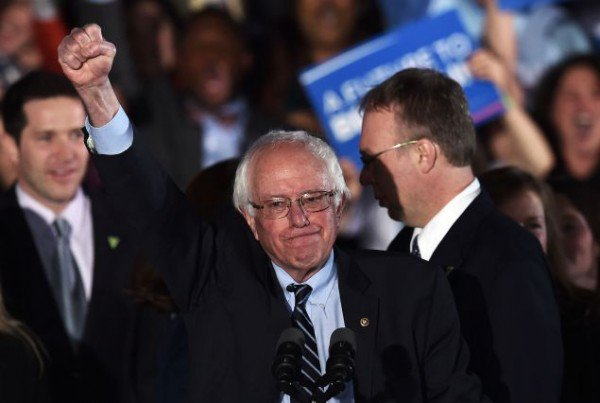 Bernie Sanders says he'll pull off 'one of the biggest political upsets in US history.'