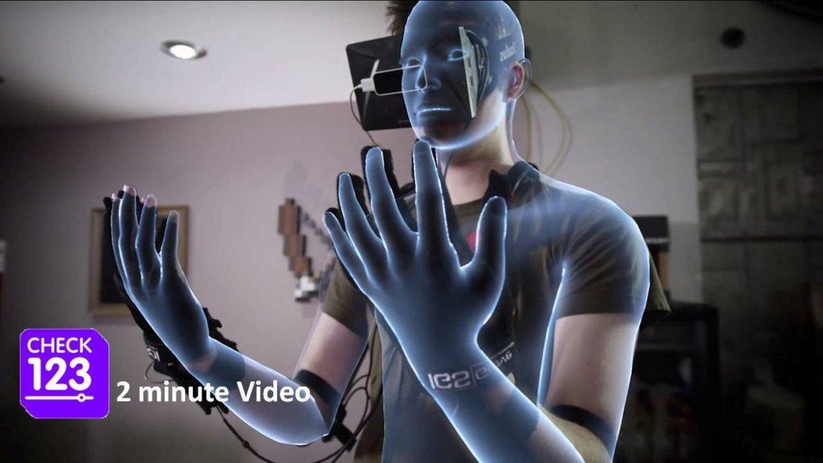 How will virtual reality change the world?  Amazing Video:  #virtualreality