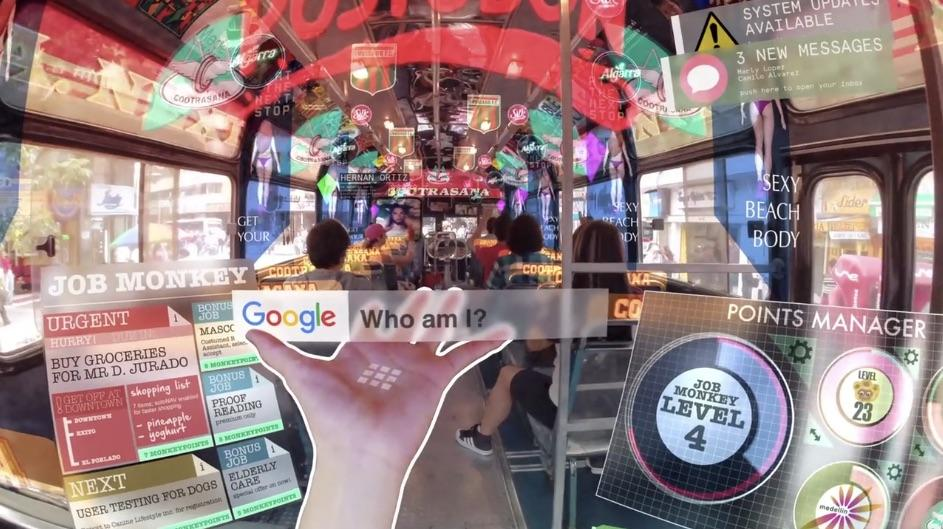 Here's proof that augmented reality may be demented reality