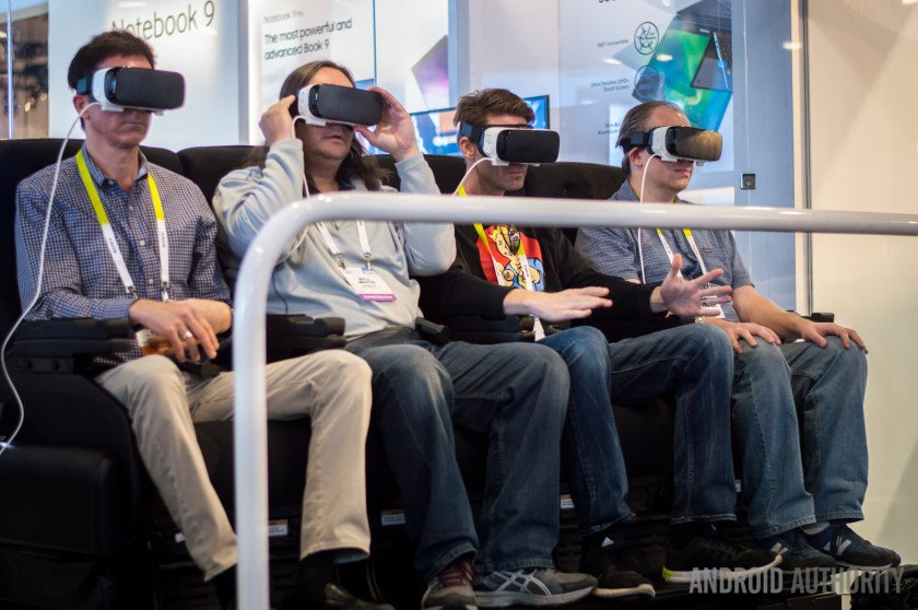A million people used Gear #vr last month according to #oculus