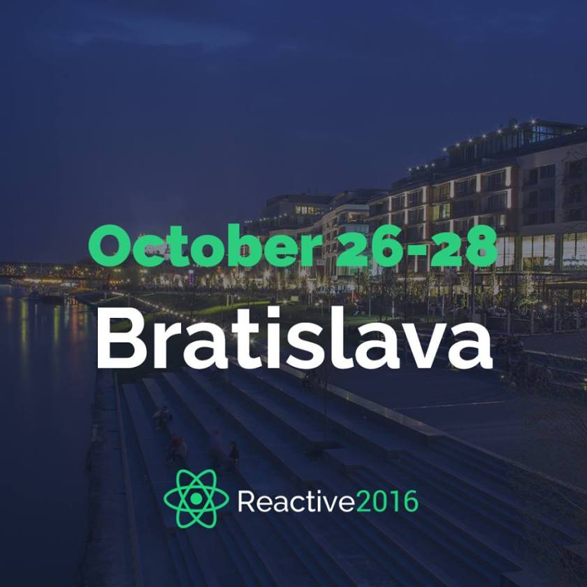The # of Reasonably Early tix is getting smaller every day. Get them now  #ReactJS