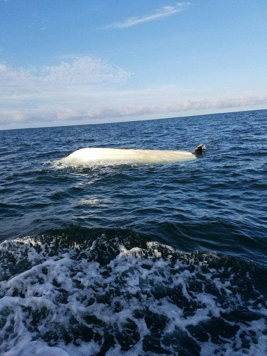 U.S. Coast Guard seaching for missing man in Gulf of Mexico west of Cedar Key