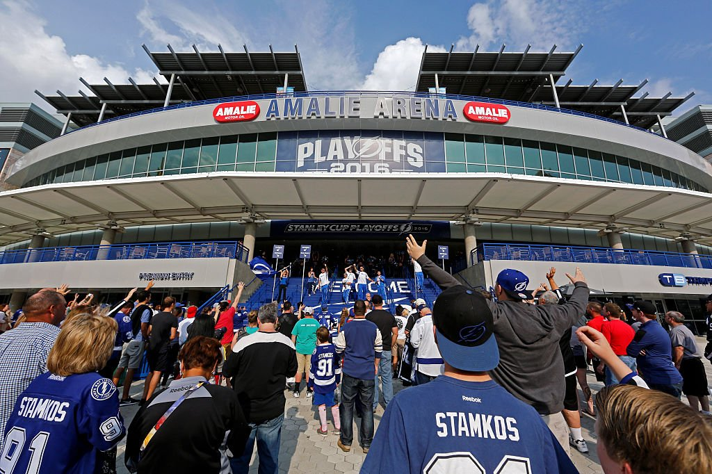 #Lightning to host watch party on Ford Thunder Alley for game 2   #GoBolts #BeTheThunder