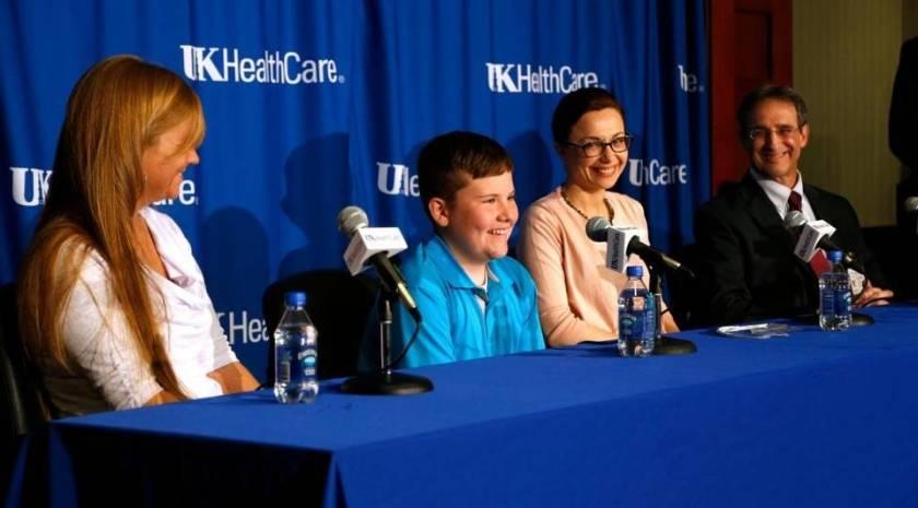 Stanford boy is seizure-free after UK brain surgery  @CherylTruman