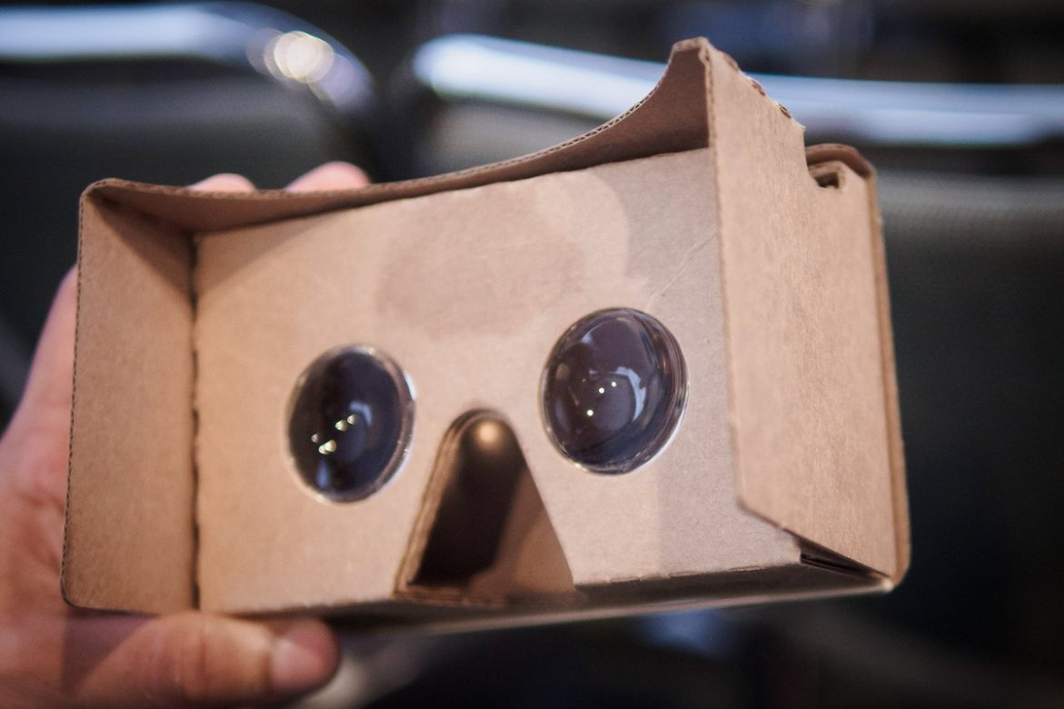 Google I/O's opening keynote to be broadcast on YouTube in #VR