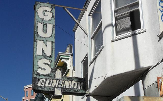 Almost Poetic! San Francisco's Last Gun Store to Become Pot Shop.