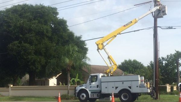 UPDATE- Streetlight installed at Lakeland intersection where teen was struck, killed.