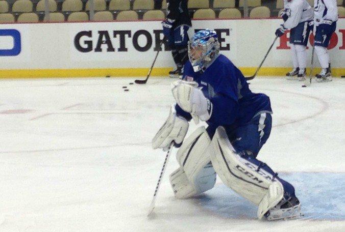 BHSN: Lightning back home for Game 3 vs. Penguins tonight in Eastern Conference final.