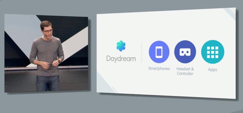 Google teases Daydream, a platform for 'high-quality' mobile VR, launching this fall