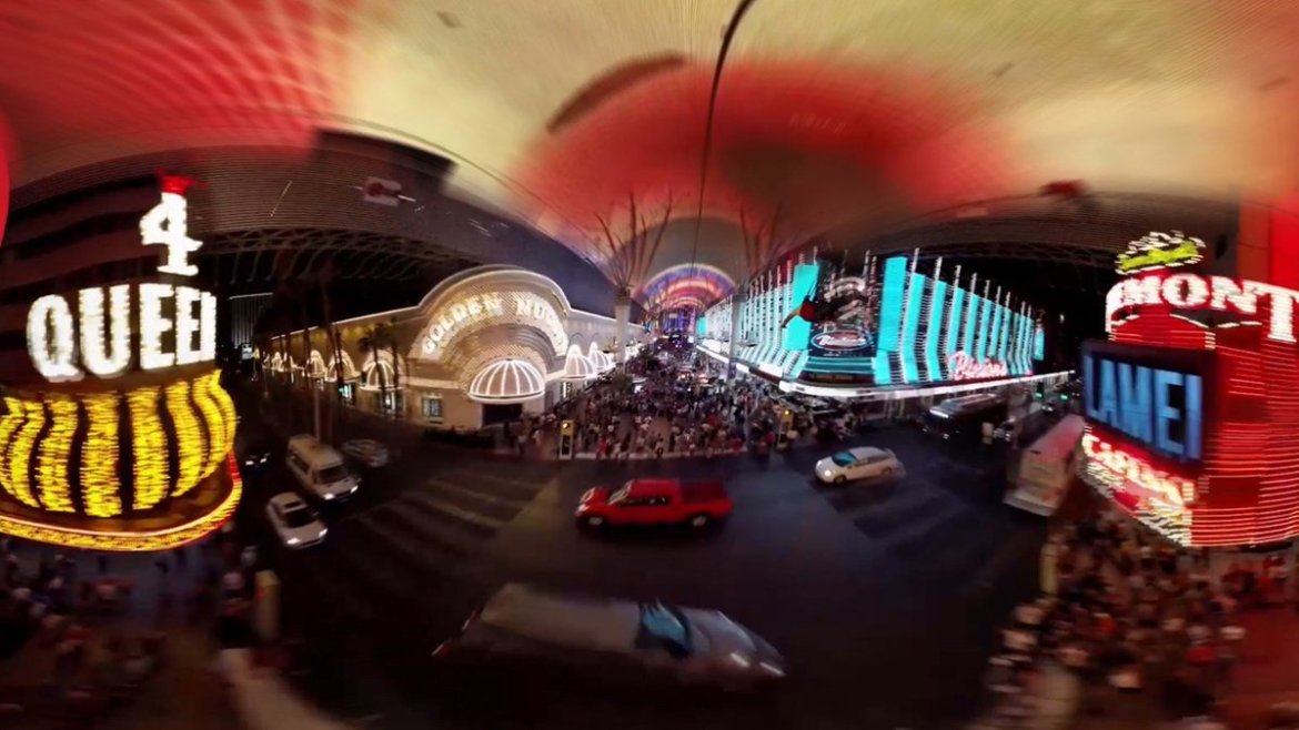 Vegas embraces potential of virtual reality marketing: Travel Weekly  #vr