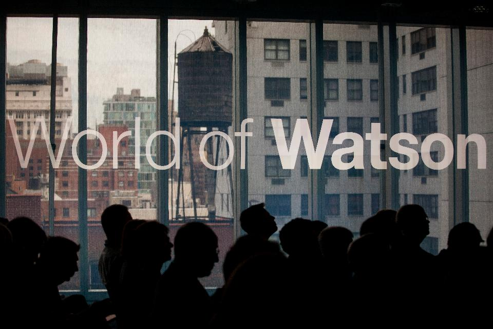 IBM and Cisco are teaming up try and plug Watson in to the Internet of Things
