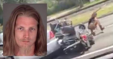 Driver accused of running over motorcyclists now faces attempted murder charges