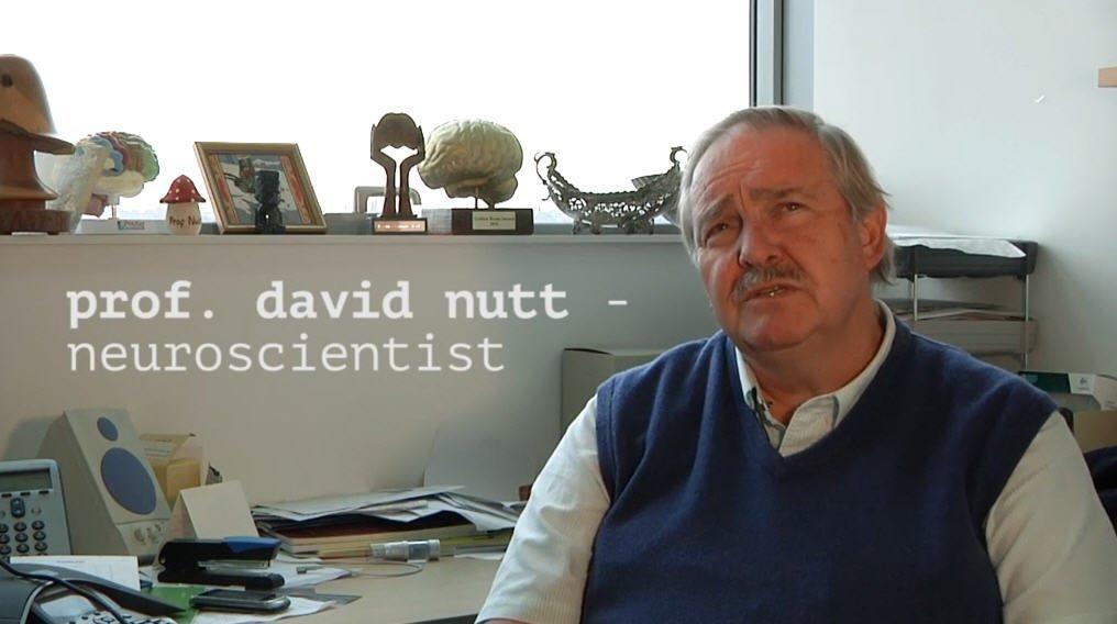 Prof David Nutt: