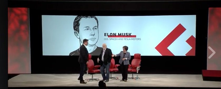Check this great #ElonMusk video interview with @waltmossberg & @karaswisher   #fintech #AI