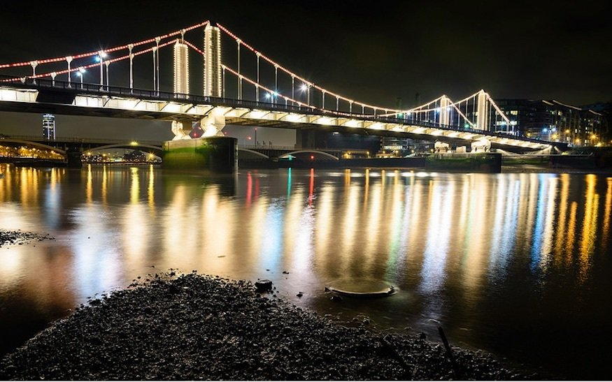 17 bridges over the Thames to be lit in huge public art installation: