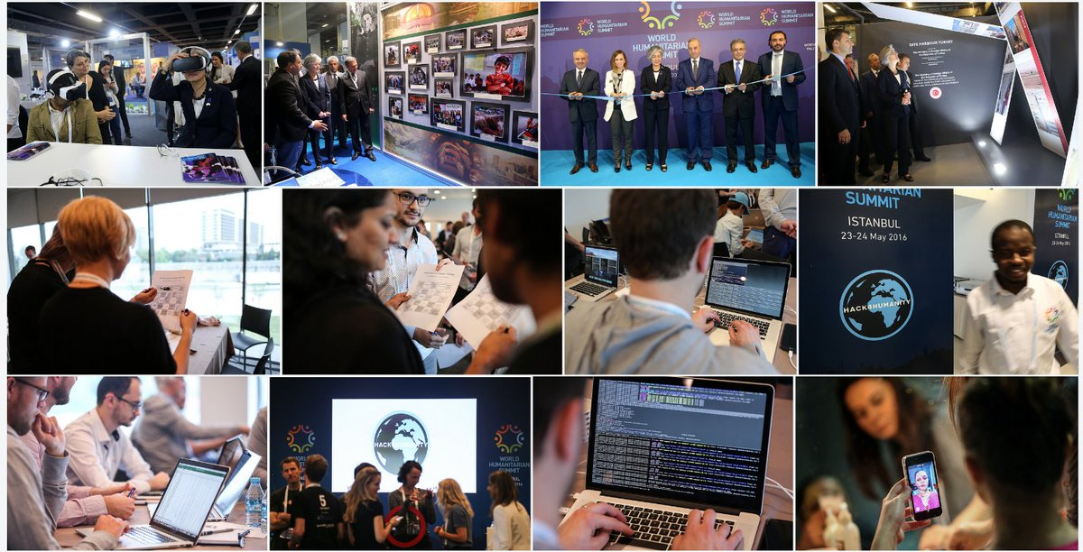See all the World Humanitarian Summit action via social media