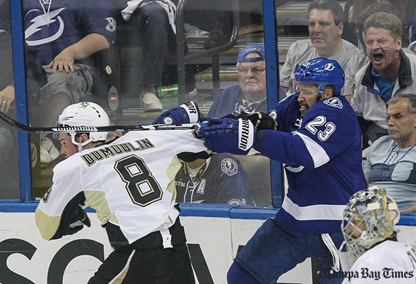 Follow our live coverage of tonight's game between the #TBLightning and #Pens:   #TBLvsPIT