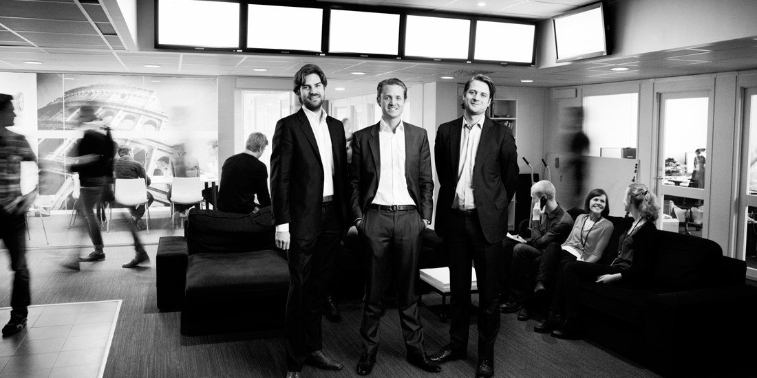The story of how a complete coincidence led to the $2 billion fintech startup Klarna.