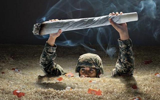About Time! Congress Finally Approves Medical Marijuana for Veterans.