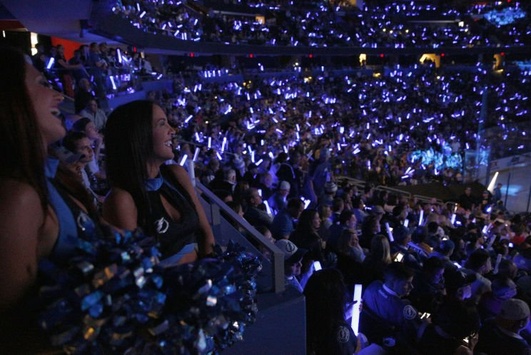 It takes months to plan those playoff promotions the @TBLightning do. Via @TB_Times: