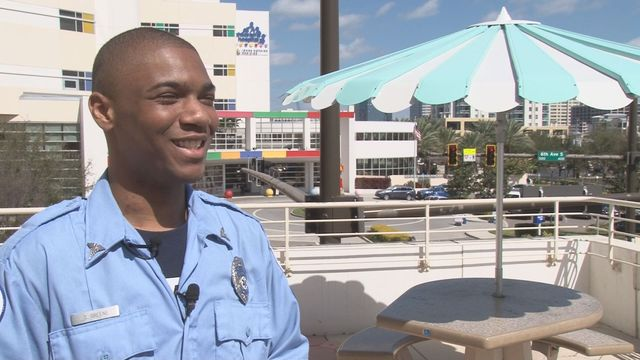 New paramedic, hearttransplant recipient beat the odds #paramedic #EMS