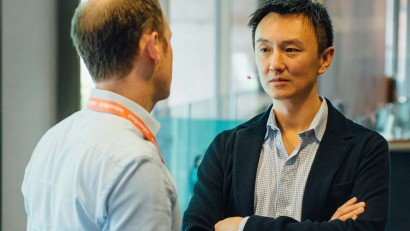 Having raised >$250k, #CEO @tientzuo has some valuable advice about raising capital  #VC