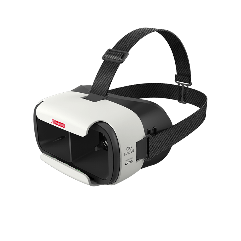 .@OnePlus teams with #AntVR for free 'Loop' #VR headset: