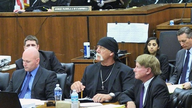 LIVE: Hogan and Gawker back in court