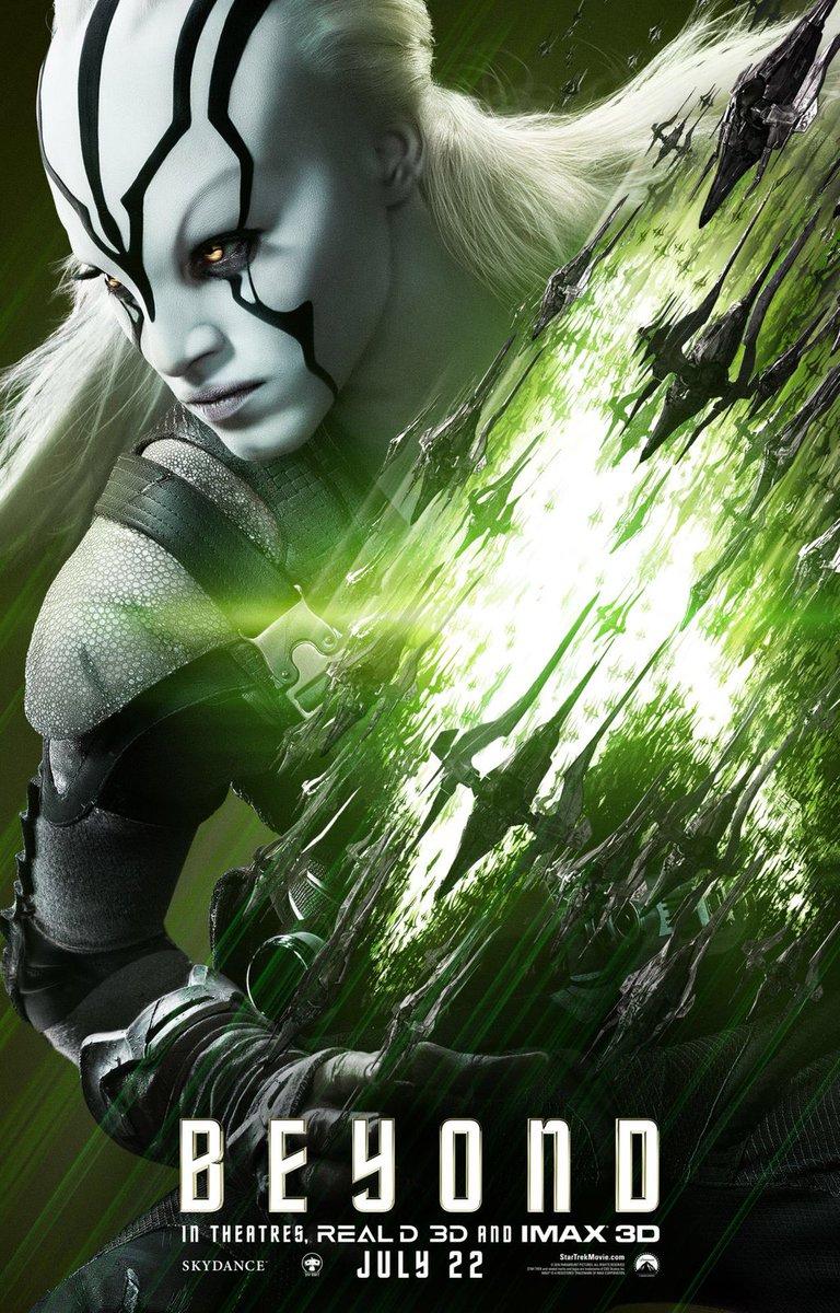 Star Trek Beyond Character Posters Revealed 8