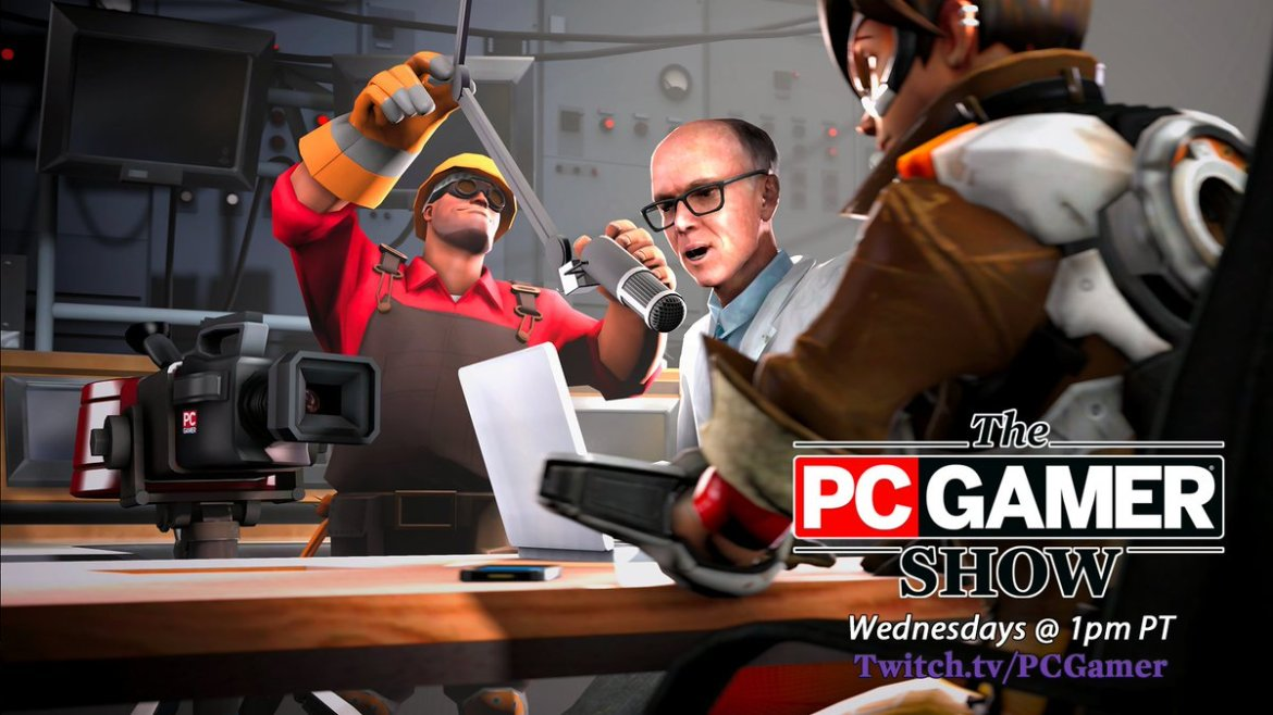 On this week's PC Gamer podcast, we talk Overwatch, Halo 5, and more. Watch or listen here: