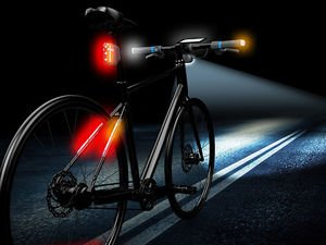 OpenBike Charges Phones, Lights, and Connects Your Bike to the Cloud  #Robots #AI