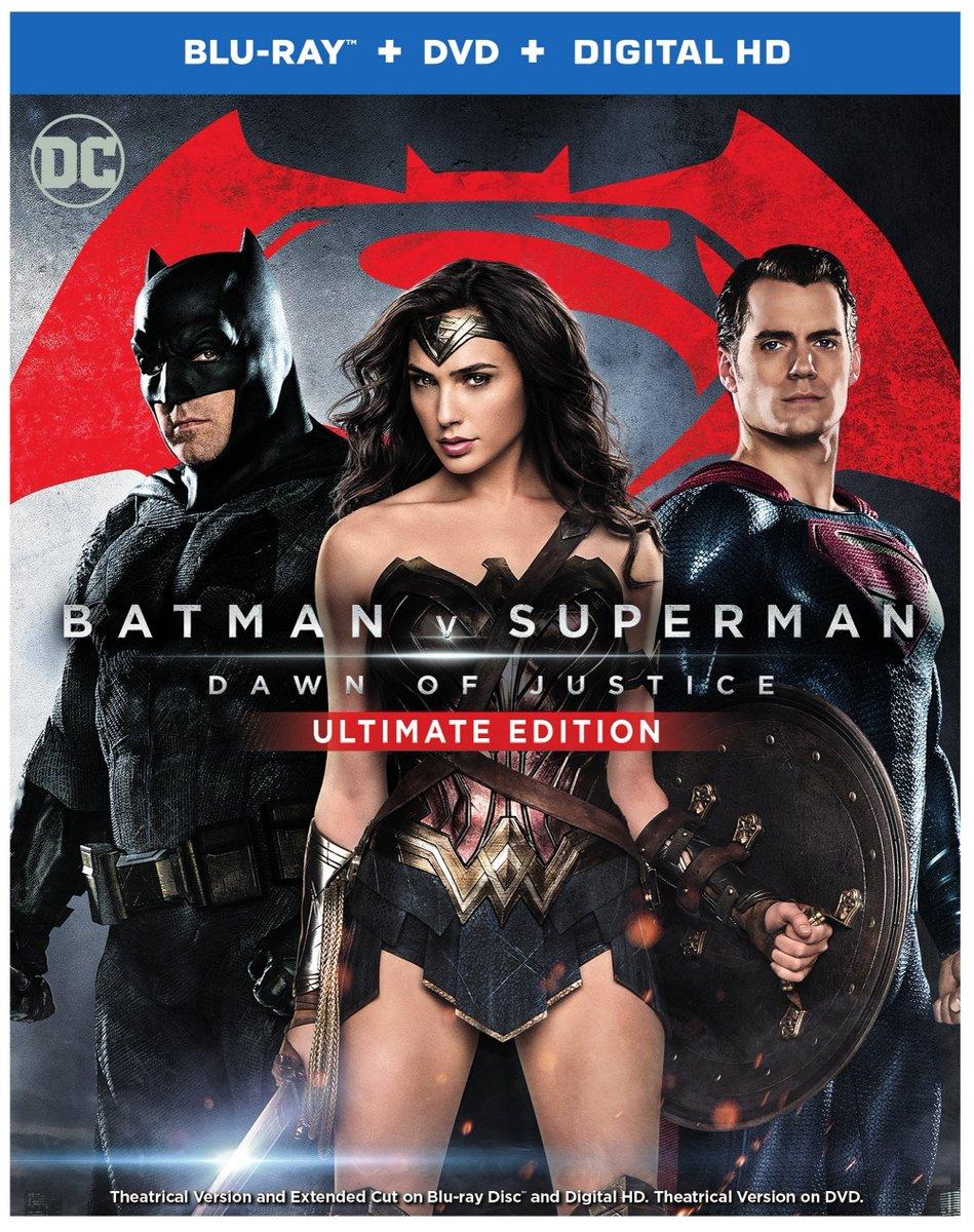 Batman v Superman: Dawn of Justice Ultimate Edition Trailer 1