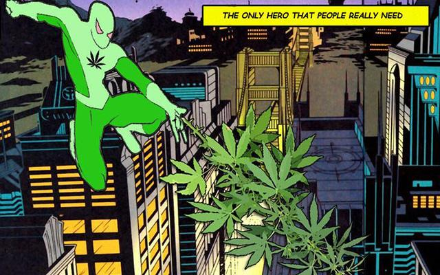 Everybody's got one. Quiz: What's Your Stoner Superpower?