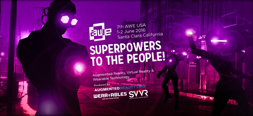 Meta CEO @merongribetz speaks at Augmented World Expo 6/1  via @ARealityEvent #AWE2016 #AR