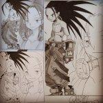 Marina On Twitter Anime Manga Shamanking Drawing Dibujo Greyscale Escaladegrises Pencil Lapiz