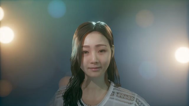 #VR Title Project M Shows a Super Realistic Girl You Can Interactive with